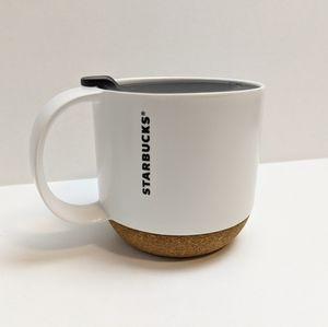 Starbucks Ceramic Travel Mug 2013